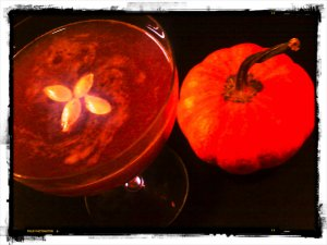 Pumpkin Pimms