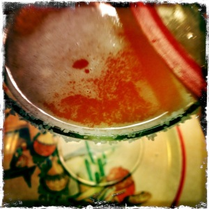 Ruby Rhubarb 'Rita