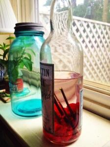 Raspberry Lemongrass Gin