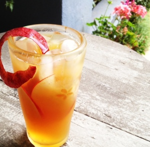 Indian Summer Pimms
