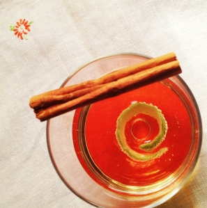 Cinnamon Margarita